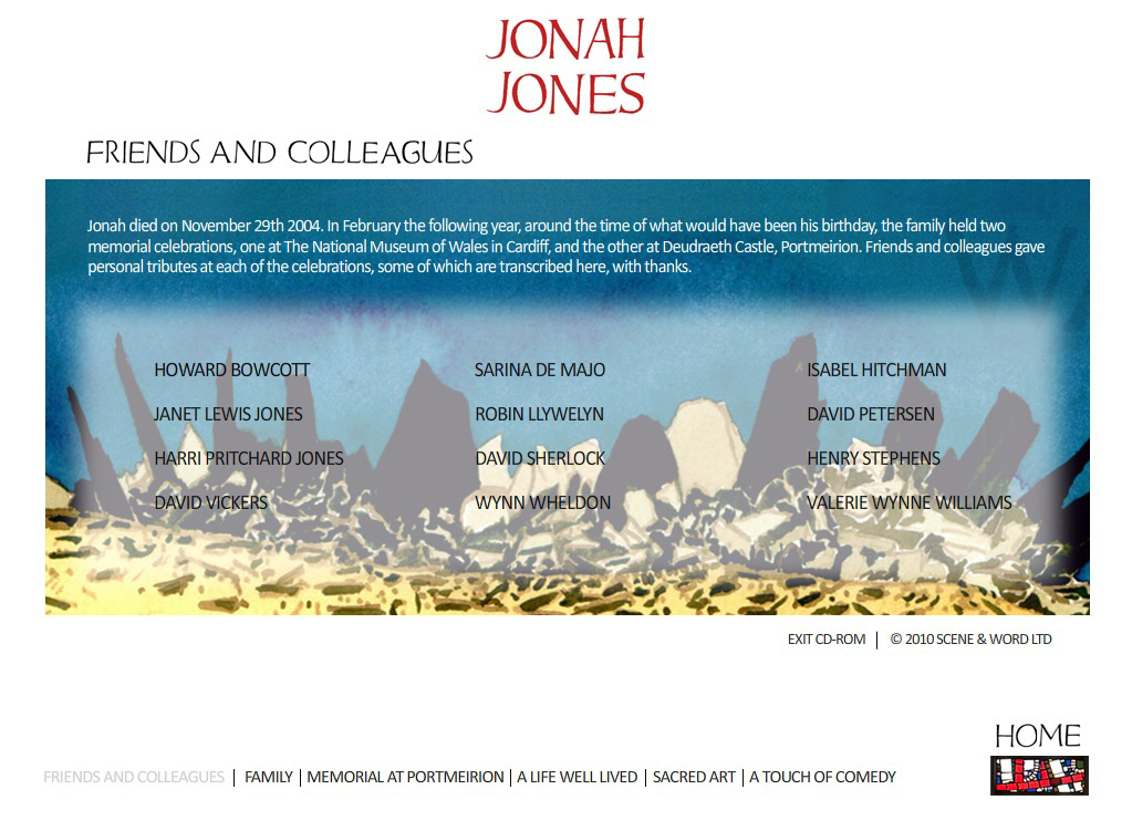 Jonah Jones: An Artist's Life in Wales