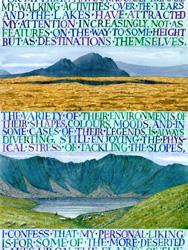 Llyn Caseg Fraith and Tryfan/Llyn Cau and Cader Idris